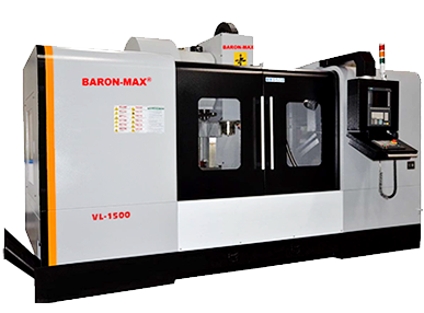 Baron Max VL-1500 Vertical Machining Center